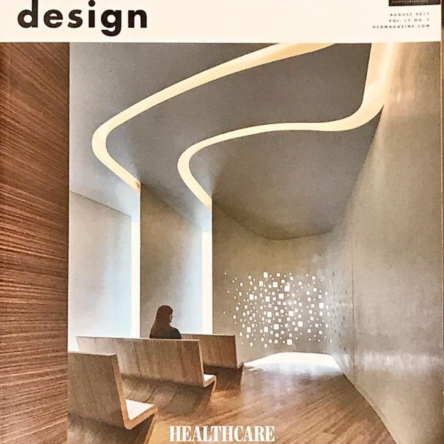 Many thanks to editors of Healthcare Design for featuring ourhellip