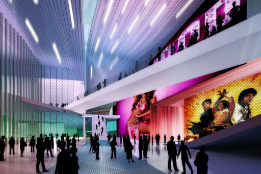 Bollywood Museum, Mehrdad Yazdani, Yazdani Studio