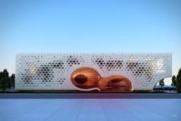 Caffe Bene, Mehrdad Yazdani, Yazdani Studio