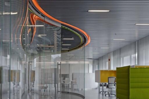 Cedars-Sinai Medical Center, Mehrdad Yazdani, Yazdani Studio
