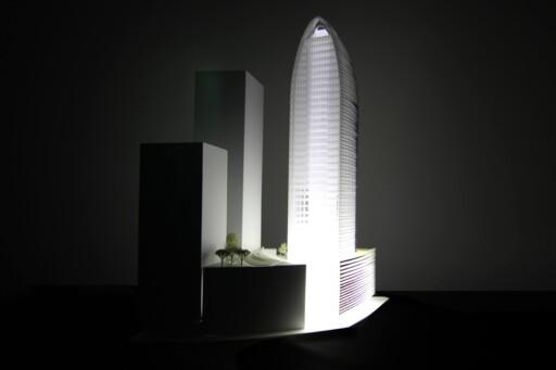 Government Center Boston, Mehrdad Yazdani, Yazdani Studio