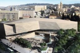 Museum of Tolerance Jerusalem, Mehrdad Yazdani, Yazdani Studio