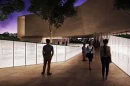 Museum of Tolerance Jerusalem, Mehrdad Yazdani, Yazdani Studio