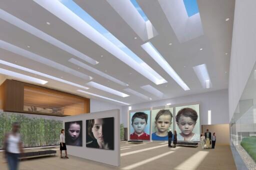 Museum of Tolerance, Mehrdad Yazdani, Yazdani Studio