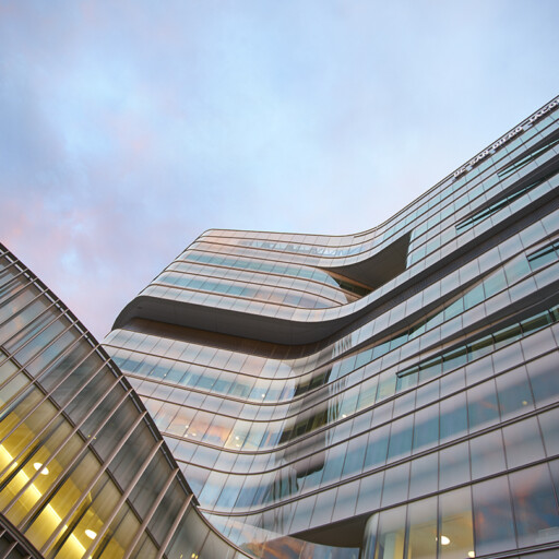 UCSD Jacobs Medical Center, Yazdani Studio, Cannon Design, Mehrdad Yazdani