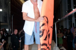 Yazdani Studio, Mehrdad Yazdani, A+D Museum, Ocean Swell, Surf board