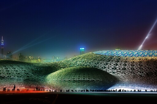 Jeddah Sports Stadium, Mehrdad Yazdani, Yazdani Studio
