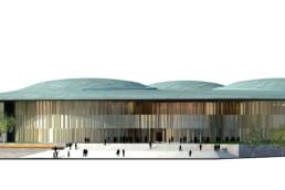 Toledo Federal Courthouse, Mehrdad Yazdani, Yazdani Studio