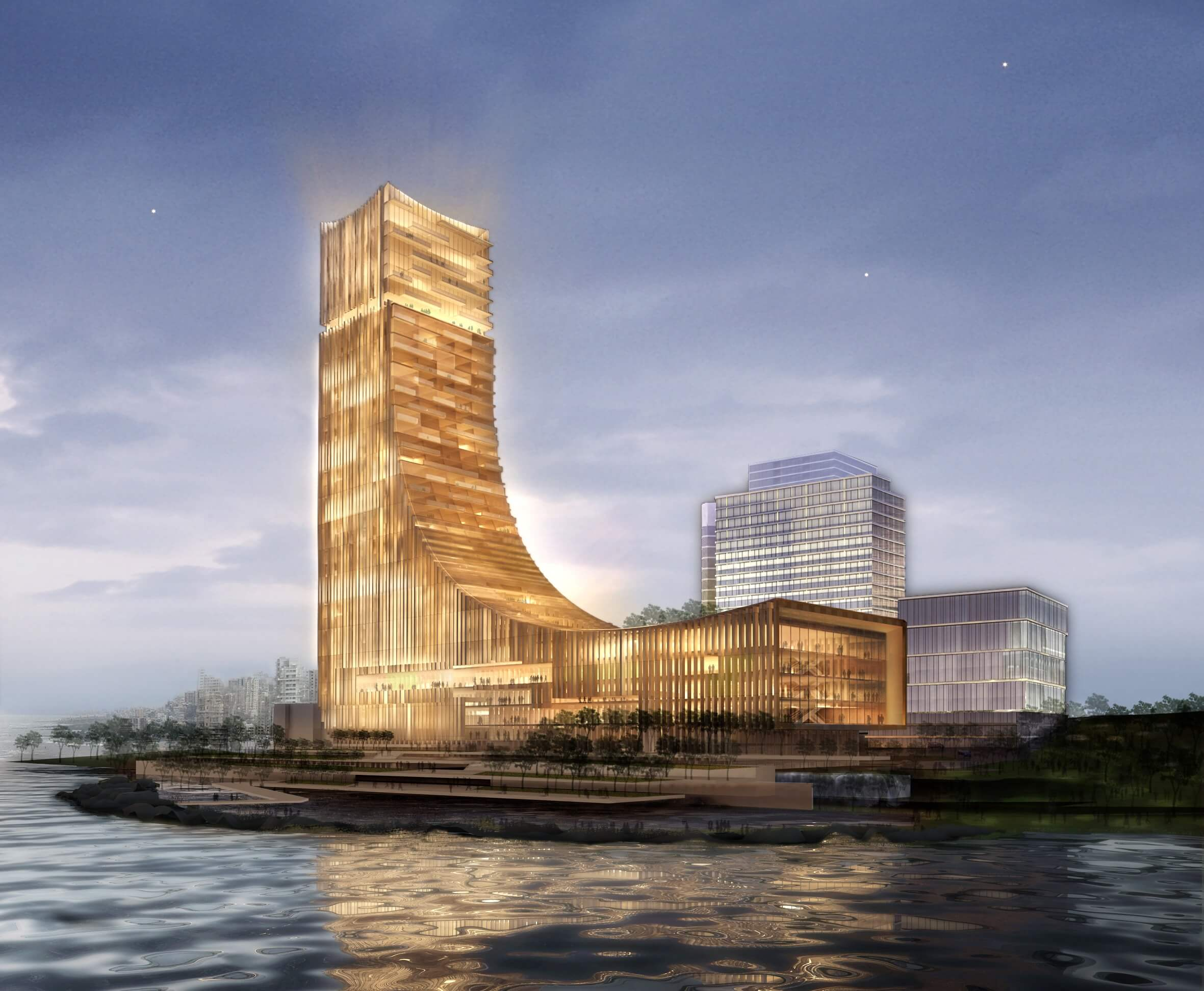 Taj hotel yazdani studio for Hotel concept