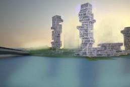 CHENGDU LUXELAKE TOWER, MEHRDAD YAZDANI, YAZDANI STUDIO