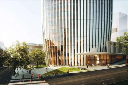LOS ANGELES FEDERAL COURTHOUSE, MEHRDAD YAZDANI, YAZDANI STUDIO