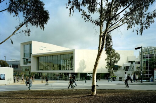UC San Diego Price Center East, Mehrdad Yazdani, Yazdani Studio