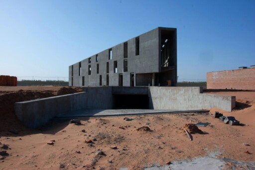 Ordos Villa, Yazdani Studio, Mehrdad Yazdani