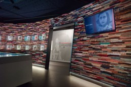 Museum of Tolerance, Anne Frank, Mehrdad Yazdani, Yazdani Studio
